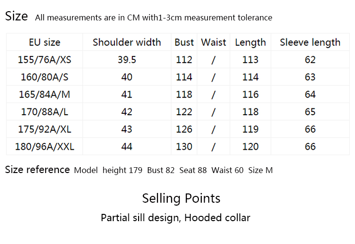 ONLY womens' winter new medium and long black down jacket Partial sill design Hooded collar|118312555 10