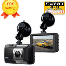 "Dash Cam 3"" HD 1080P Car Camera Driving Recorder170 Wide Angle Dashboard Camera with G-Sensor Parking Mode(China)"