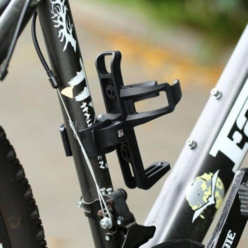 Mountain Bike Metal Adjustable Drink Rack Bicycle Bottle Cage  Water Cup Holder