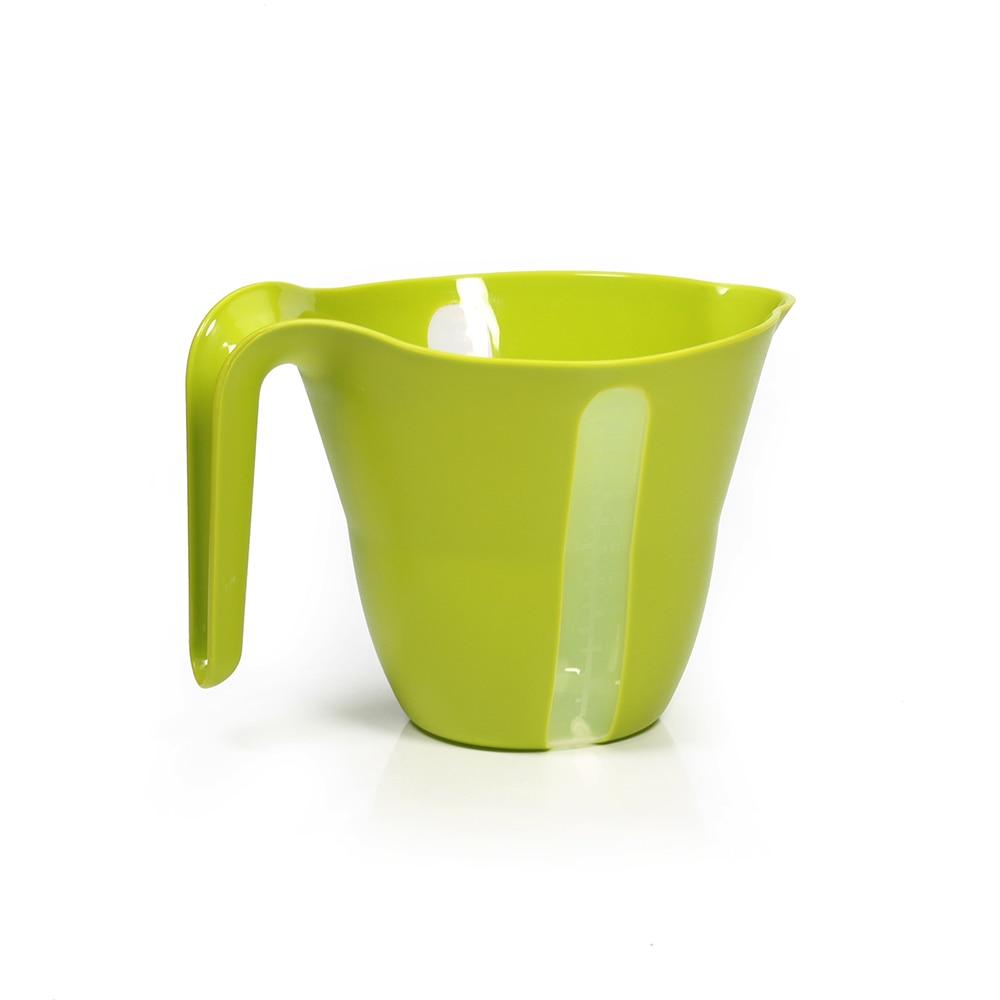 <font><b>Good</b></font> Grip Plastic <font><b>Measuring</b></font> <font><b>Cup</b></font> for Dry and Liquid Ingredients Kitchen tool <font><b>Cooking</b></font> Baking