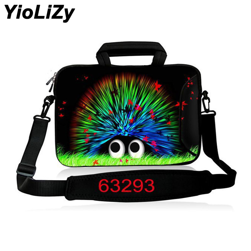 Laptop shoulder Bag 9.7 10.1 11.6 12 13 13.3 14.1 15 15.6 17 17.3 inch Notebook protective case Messenger cover sleeve SB-63293