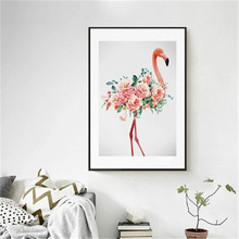 DiamondEmbroidery,China,landscape,scenery,Flamingo bird,5D Full Diamond Painting,Cross Stitch,Flower Mosaic,Decoration
