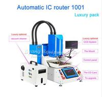 IPhone Milling Machine LY 1001 Automatic IC Router Luxury Pack Polishing Machine For Iphone Repairing