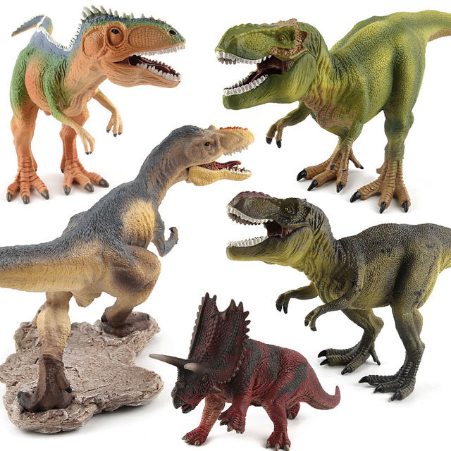 2017 dinosaurs model toys dinosuar figure collection yutyrannus 2017 dinosaurs model toys dinosuar figure collection yutyrannus giganotosaurus boys xmas gift thecheapjerseys