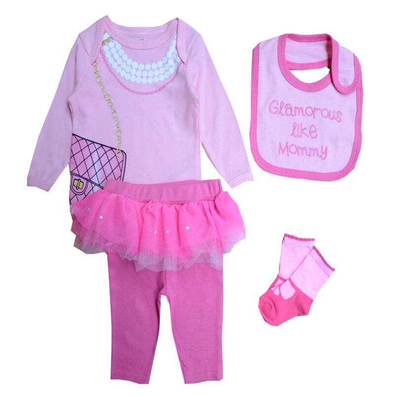 f7c5d1368fc4 Aliexpress.com   Buy Baby Boys Clothes Sets Autumn Baby suit Gentleman Boys  Bodysuits Pants Bib Socks Clothing Set
