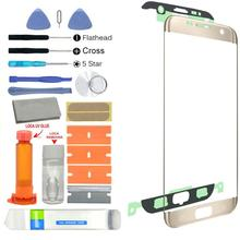 Front Glass Screen Replacement Repair Tool Kit for Samsung Galaxy S7 Edge G935 2019