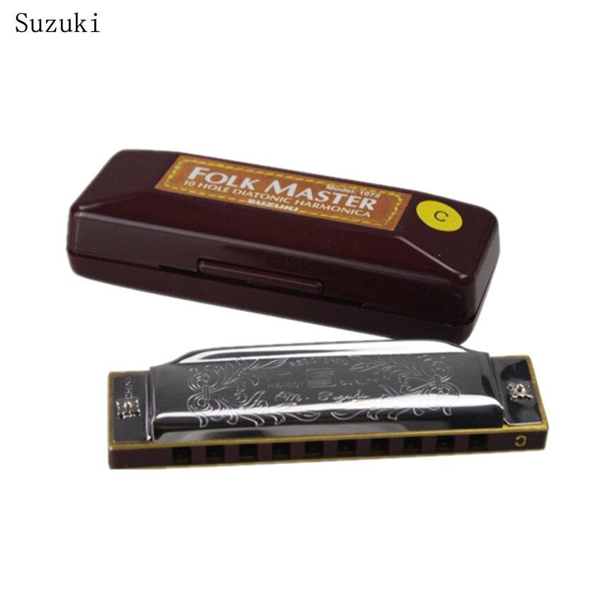 губная гармошка suzuki цена