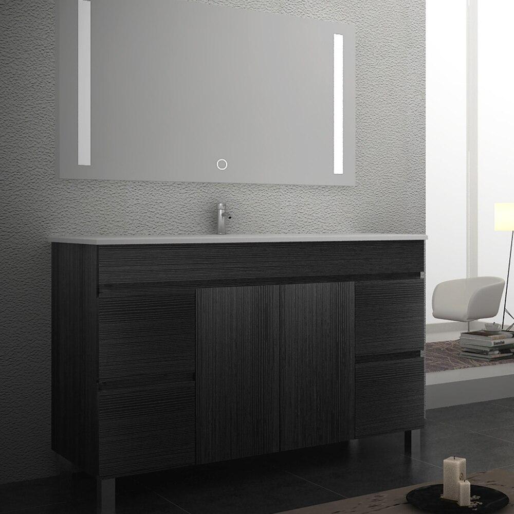 Linkok Furniture E1 Particleboard Plywood Mdf Custom Granite Cheapest Virtu Usa Bathroom Vanities Bathroom Vanity Bathroom Furniture Vanitiesfurniture Vanity Aliexpress