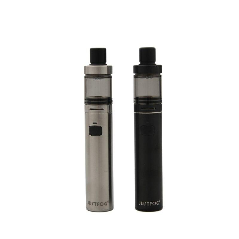 Justfog FOG1 Kit with 1500mAh Fog 1 battery Atomizer 2ML with OCC bottom Coil DL DTL Electronic Cigarette Vape Pen