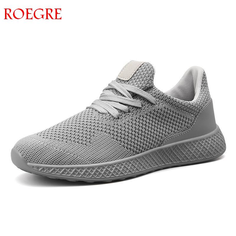 2018 New Fashion Sneaker Men Lightweight Casual Shoes Sneakers Breathable Mesh Shoes Male Jogging Footwear man