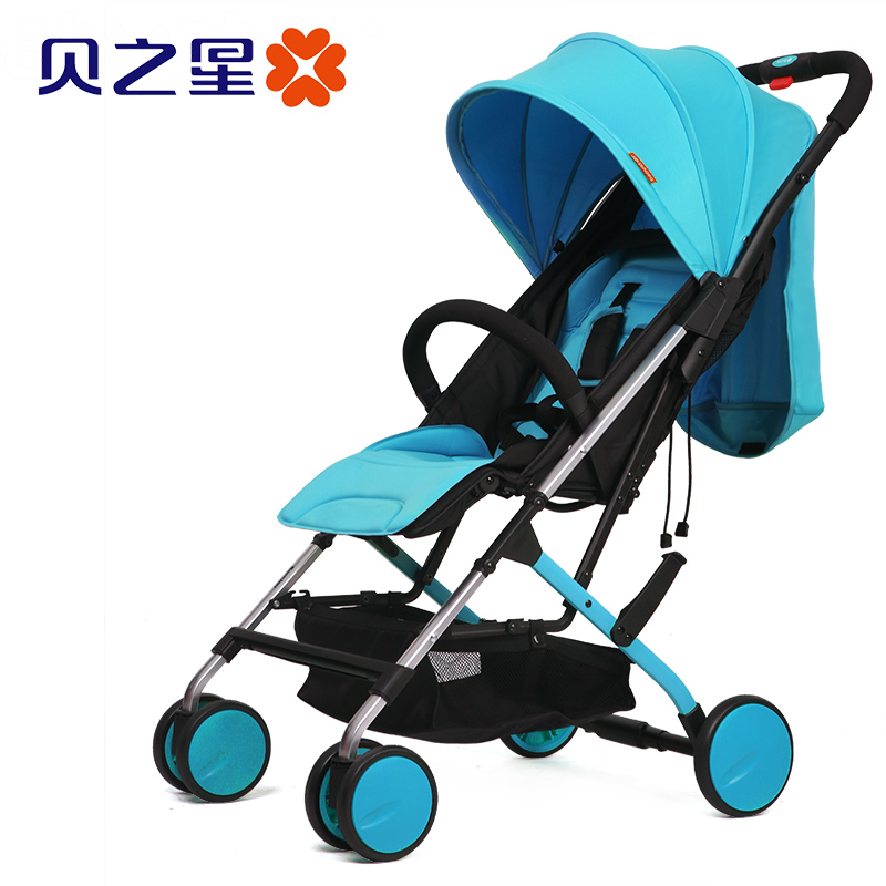 Sallei baby stroller light folding portable baby car umbrella child ultra-light pocket baby car 4 6kg baby sleeping 180 degree light folding portable ultra light baby car umbrella two way summer child trolley baby stroller