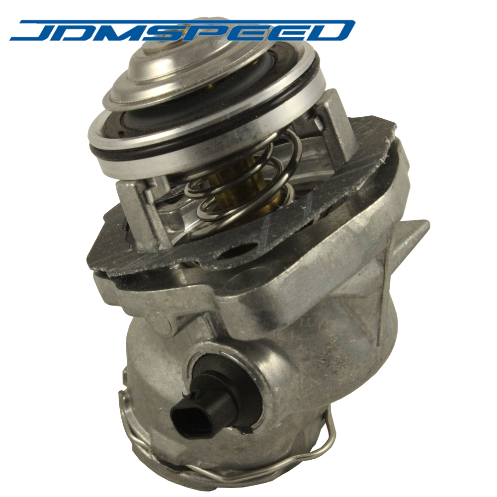 Free Shipping - New Thermostat Assembly 2722000415 2722000115 Fit For Mercedes E Class C ML SLK R Sedan