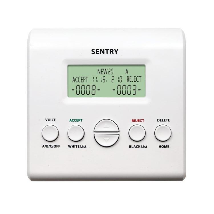 US Top Brand Sentry V2.2 Landline Call Blocker,Smart Blocking All Cold Calls