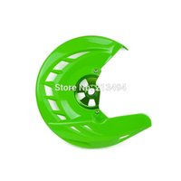 Motorcycle X Brake Front Brake Disc Guard Cover For Kawasaki KX125 KX250 2006 2007 2008 KLX450R