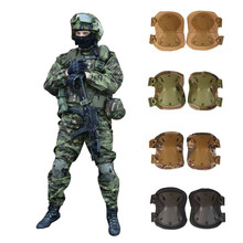 Zooboo Military US Army Tactical Paintball Airsoft Hunting Protection War 4pcs/set