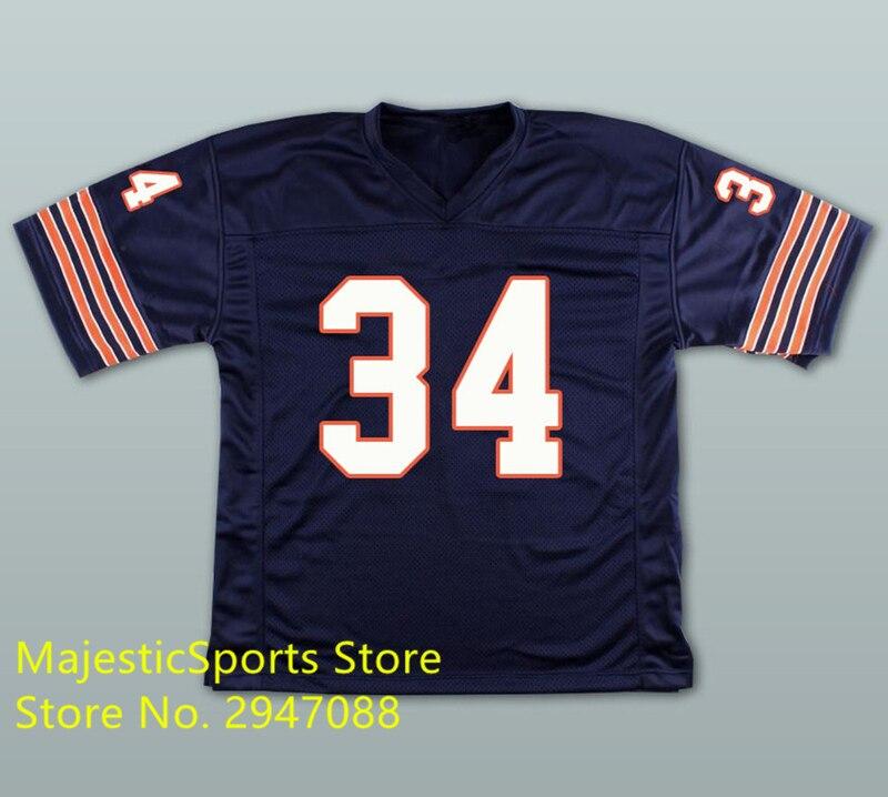 купить Mick Jagger 34 Concert Football Jersey S-3XL New Stitch Sewn American Football Jersey по цене 2242.49 рублей