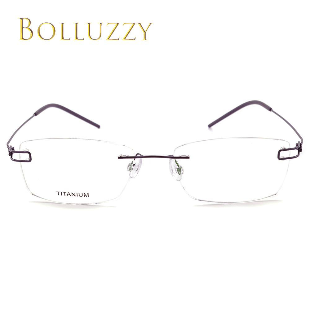 d034fa1a357 Ultra Lightweight Rimless Eyeglasses « One More Soul
