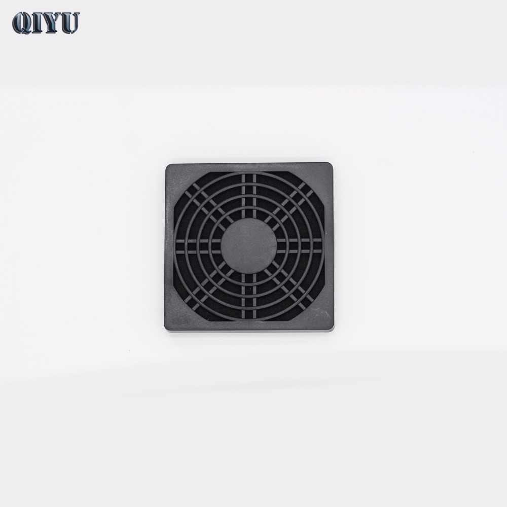 Dustproof 80mm Case Fan Dust Filter Guard Grill Protector Cover PC Computer E/&F
