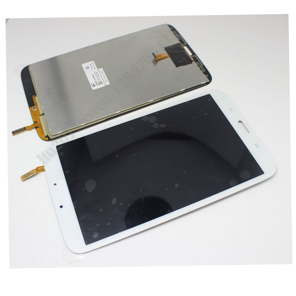 LCD + Touch Screen Digitizer Assembly Black For Samsung Galaxy Tab 3 8.0 wifi SM-T310 replacement pantalla parts