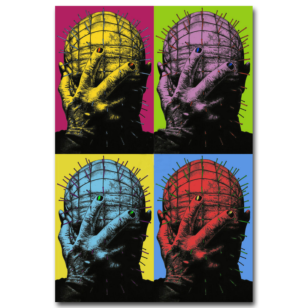 Easy Rider 1969 Movie Art Silk Poster Print 13x20 16x24 inches