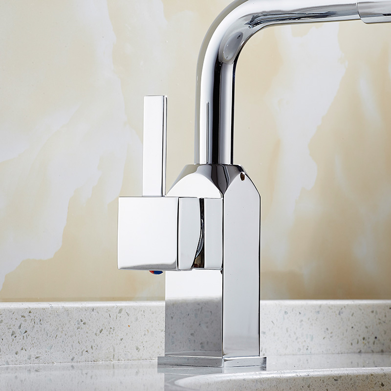 New Creative European Style Water Faucet Kitchen And Basin Mixer on Dual use Hot and Cold Mixer Tap 8085New Creative European Style Water Faucet Kitchen And Basin Mixer on Dual use Hot and Cold Mixer Tap 8085