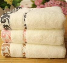 Free Shipping Bamboo Fiber Bath Towel Beach Towel Soft Towel Home Hotel Towels Quick Absorbency High Quality
