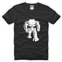 The Big Bang Theory Sheldon Evolution Robot Printed Mens Men T Shirt T Shirt Fashion 2015