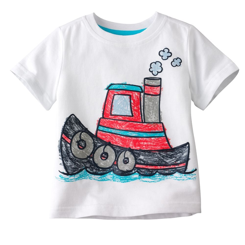 boy t-shirts tee shirts garment toddler tops girls jumper jersey singlets baby short sleeve boat tshirts children outfits LMQ73