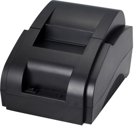 ФОТО Free shipping brand new XP-58IIH Printer Inexpensive pos printer High quality thermal receipt printer printing speed Fast