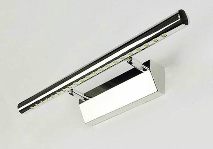 Moderne Lampen 55 : Moderne edelstahl led front spiegel licht bad schrank dressing