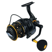 2017 NEW 14+1BB full metal spool Jigging trolling long shot casting for carp and salt water surf spinning big sea fishing reel