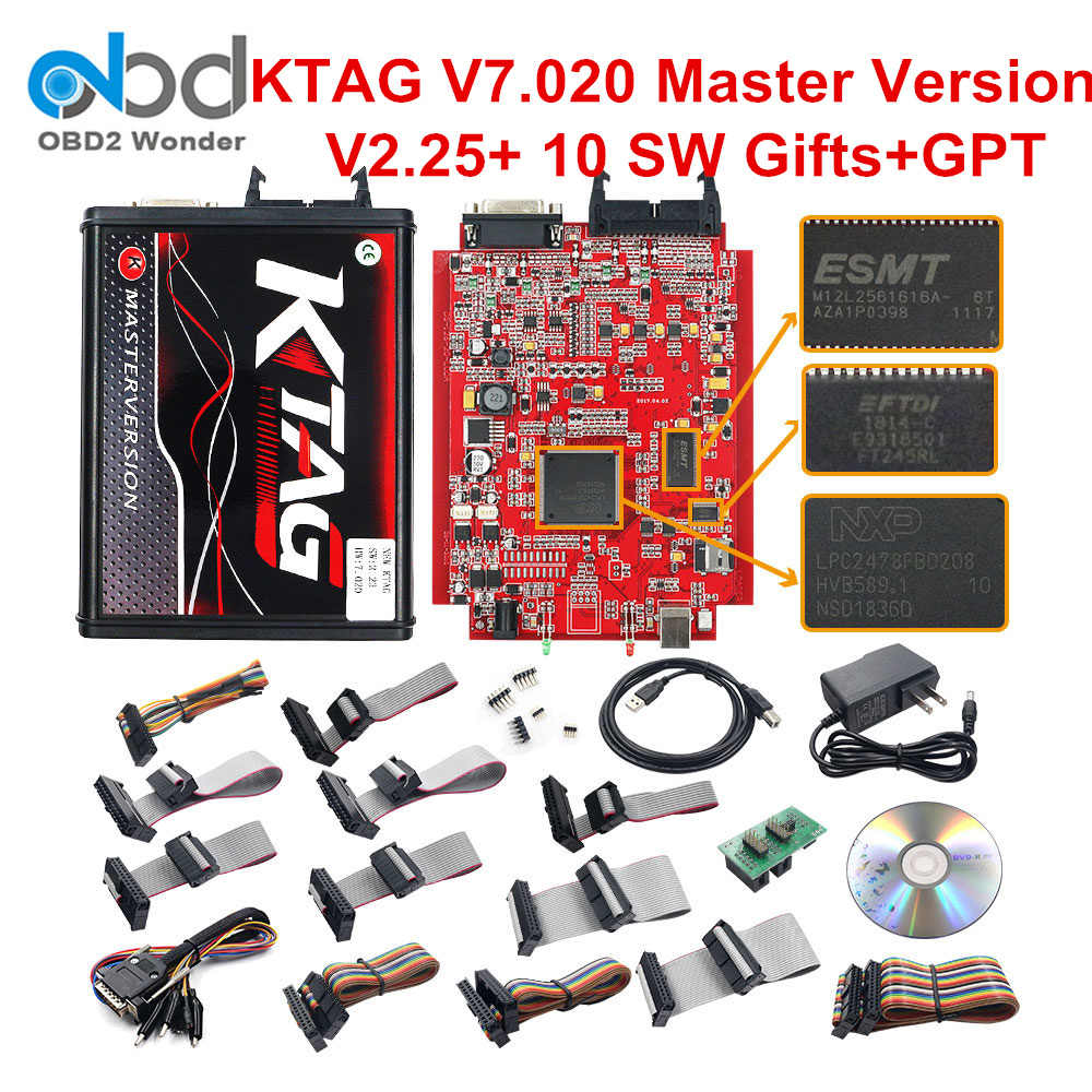 RED EU KESS V2 master v5 017 No Tokens ECU Chip Tuning