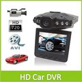 "Promotion ! 2.5"" TFT HD Car Black Box DVR video recorder Camera Camcorder  with IR LED  Night vision"