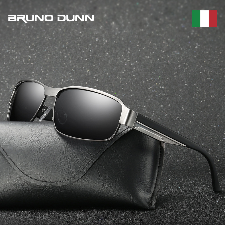 aa4d921628145 2018 Novos Óculos Polarizados Mercedes Homens Marca Designer Óculos de Sol  do vintage do Sexo Masculino Polarizado Gafas Oculos De Sol Masculino 8485