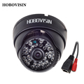 HOBOVISIN 720P/960P/1080P 1.0MP Indoor Dome IP Camera Security CCTV Surveillance 48PCS LED ONVIF 2.0 P2P IR Cut Megapixel Lens