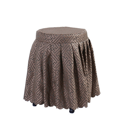 Custom-made hotel restaurant banquet activities wedding household stool fabric coverCustom-made hotel restaurant banquet activities wedding household stool fabric cover