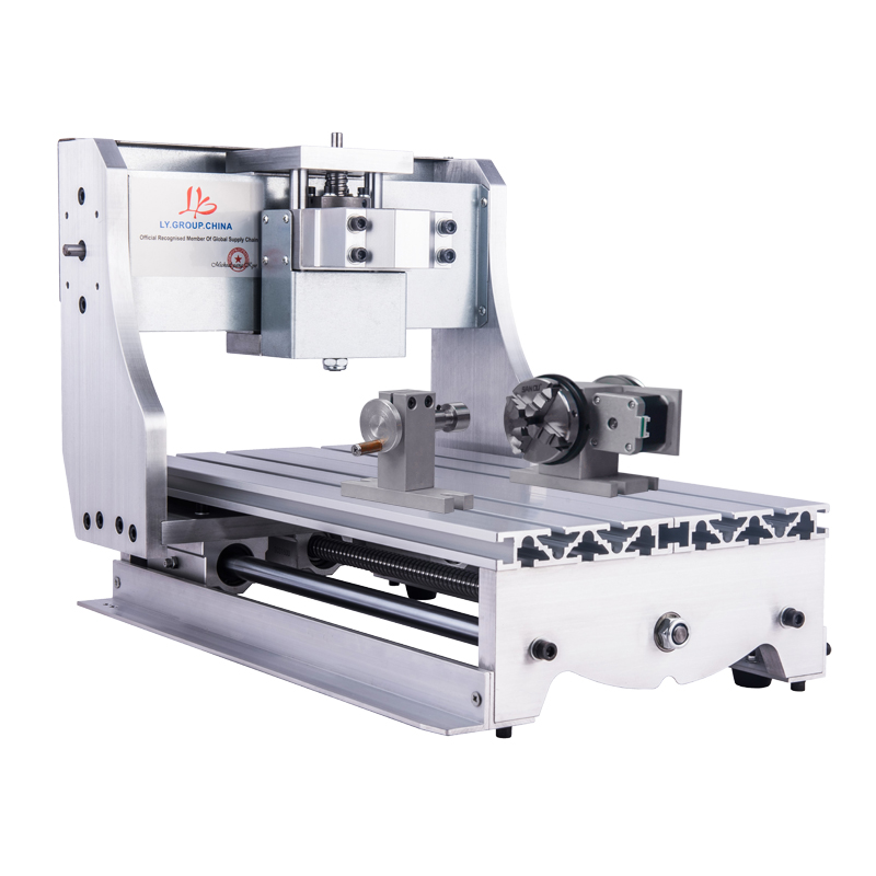 Cnc Milling Machine Frame 3020 Wood Engraver Cnc 3040 Frame For Cutting Drilling Engrav Ing Cnc Machine