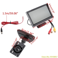 New 5 Inch Car Monitor TFT LCD Screen HD Digital Color Car Rearview VCD DVD GPS