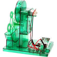 Игрушка пузырьковая машина Наука Образование игрушка творческая Физика Эксперимент технология обучения игрушки для детей wjpp