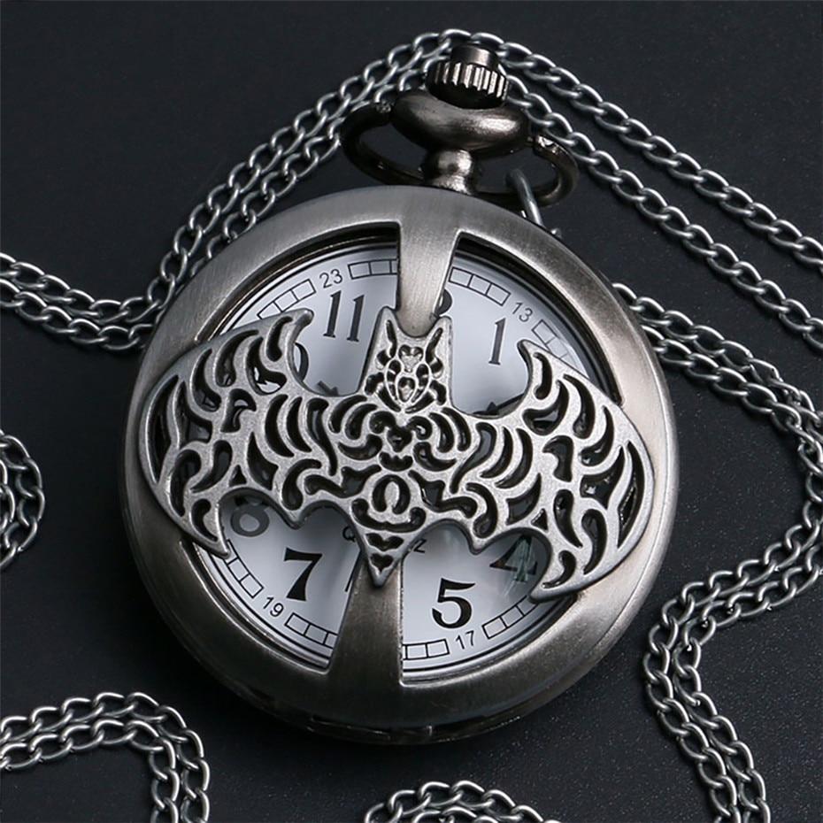 batman pocket watch, pocket watch, pendant watch jewelry, birthday gifts for kids (6)