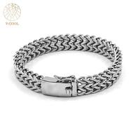 Bb 014 316L Stainless Steel Bracelet Women Hand Chain Mesh Bracelet Wrist Band Titanium Jewelry