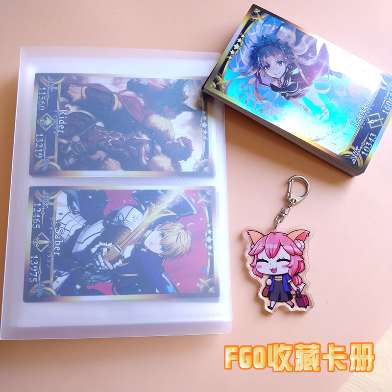 Fate/Grand Card Collector Order Toys Hobbies Hobby Collectibles Game Collection Anime Cards
