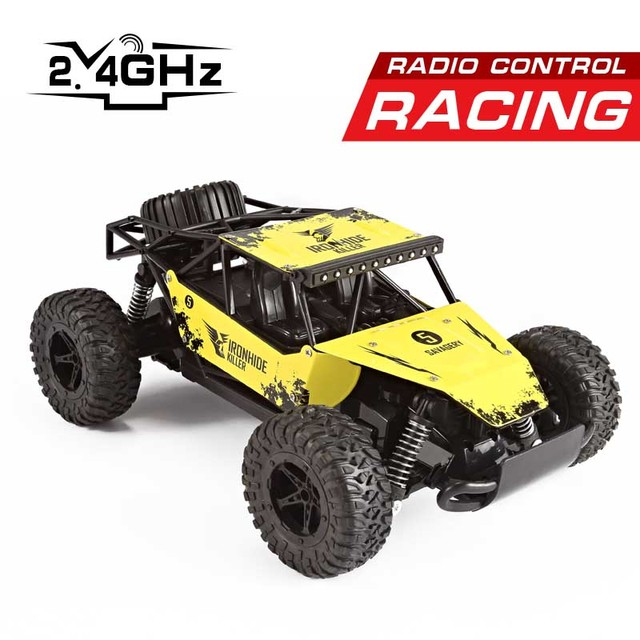 2.4G High Speed Suv Car 4Ch Hummer Rock Crawlers Car Off-Road Vehicles Model