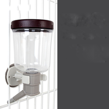 Automatic Pet Water Dispenser Stand Feeder Hanging Water Fountain Dog Cats Drinking Bebedero Gato Pets Accessories 6d0197