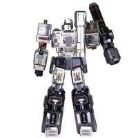 2018 news MU 3D Metal Puzzle TF Optimus Prime G1 Megatron Model YM L055 C DIY 3D Laser Cut Assemble Jigsaw Toys For Audit