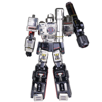 2018 News MU 3D Metal Puzzle TF Optimus Prime G1 Megatron Model YM L055 C DIY