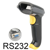 2d barcode scanner Supermarket Handheld 2D Code Scanner Bar Code QR Code Reader USB or RS232