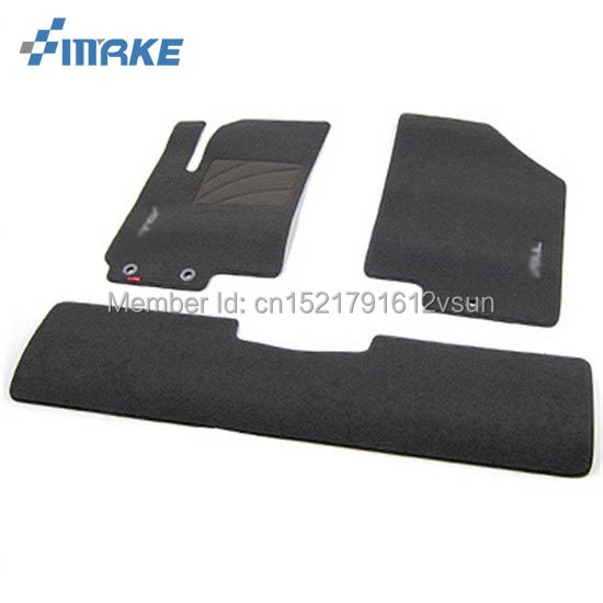 Captivating SmRKE For KIA Soul Car Floor Mats Carpets Customized Antiskid Hydrophil  Fiber Front U0026 Rear Full