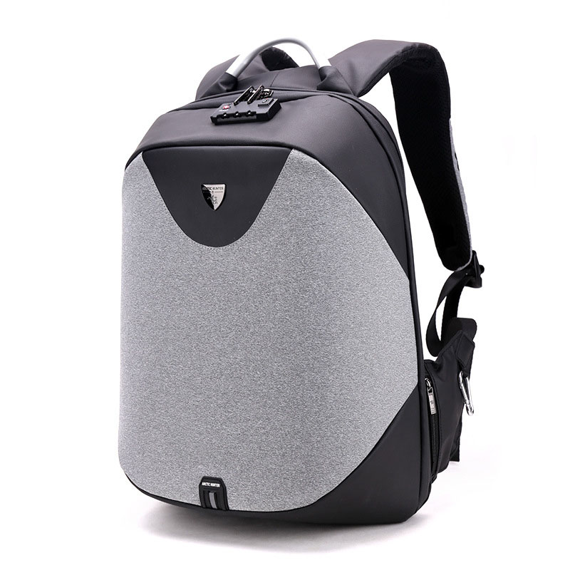 New Anti Theft 15.6 Laptop Men Bag School Password Lock Backpack USB Charging Waterproof Casual Business Travel Male Backpacks
