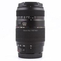 AF 70-300mm F4-5.6 Di LD Macro lente telefoto teleobjetivo Para Nikon D5200 D5300 D3300 D5500 D90 D60 D40X D3400 D3200 SLR (para Tamron A17)